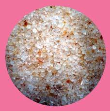 ピンク岩塩 粒粒タイプの写真