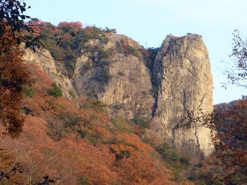 百丈岩(兵庫県 神戸市)