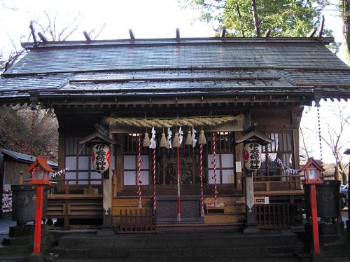 伊香保温泉 伊香保神社(群馬県渋川市)
