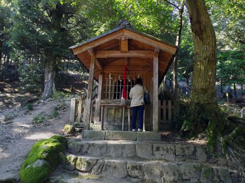 白髭神社 岩戸社