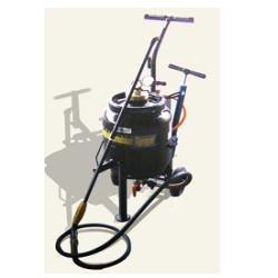 画像1: 噴霧器 アスファルト乳剤スプレイヤー NSP-101(全自動噴霧機/蓄圧式/容量23リットル)