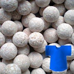 画像1: 銀イオンセラミックボール [服・繊維用] 直径10mm/100g
