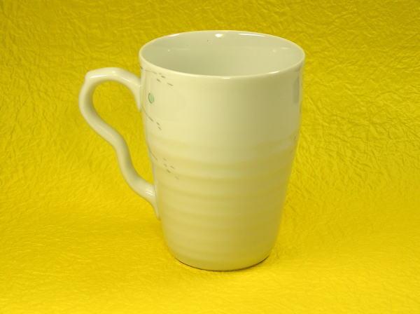 マグカップ 万輪 九谷焼 裏側