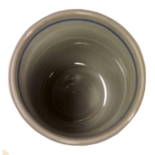 猫タマ プチカップ(青) 内側