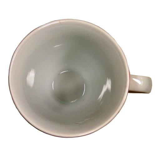 マグカップ 彩花絵 波佐見焼 内部