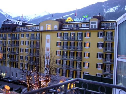 バドガシュタインで宿泊したホテルの写真