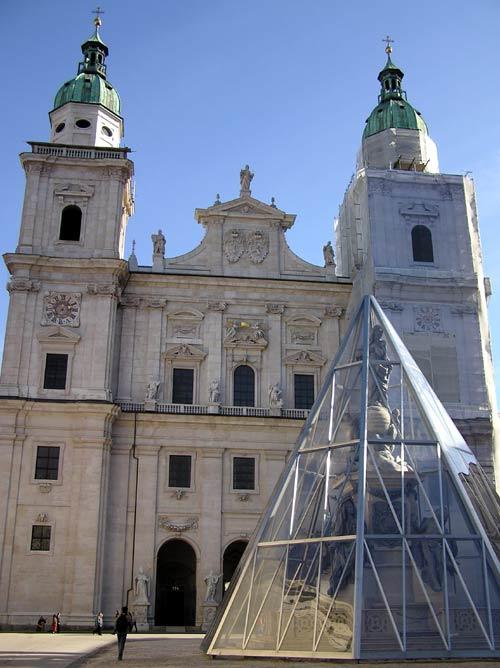 ザルツブルグ大聖堂の写真