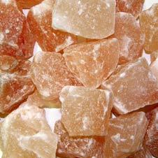 ヒマラヤ ピンク岩塩 ブロックタイプの拡大写真
