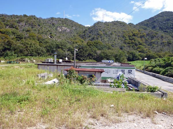 岡山県和気郡の大中山温泉は源泉掛け流しのラドン温泉。