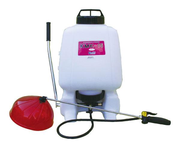 樹脂多目的背のう噴霧器 KMK-15