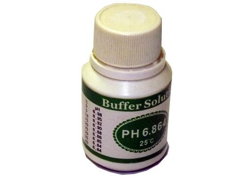 pH校正液の例